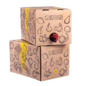 Bag-In-Box bags for liquids