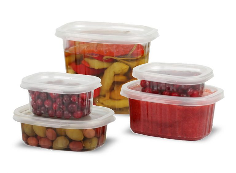 PP Fresh Pack containers